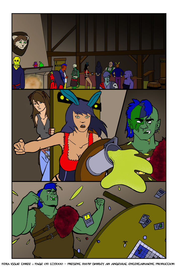 Fera: issue 03 page 11