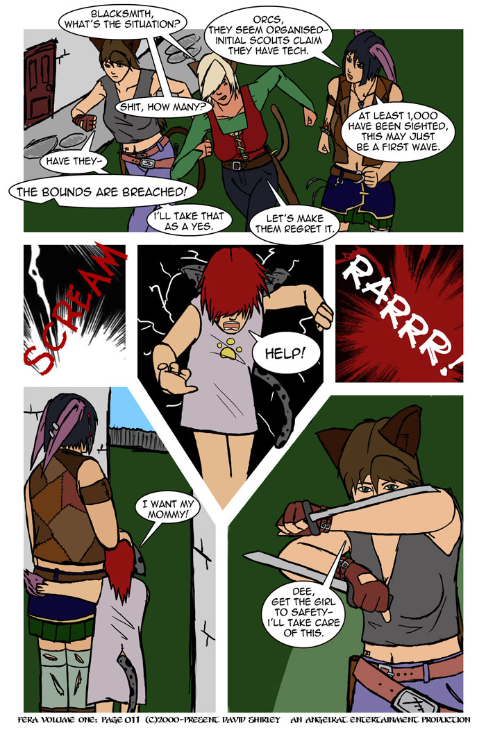 Fera: issue 01 page 10