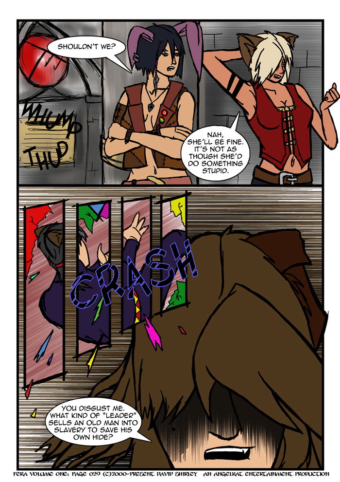 Fera: issue 01 page 27