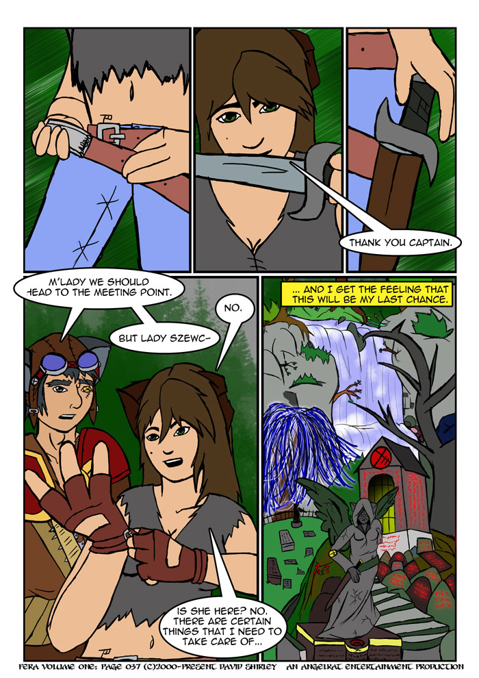 Fera: issue 01 page 35