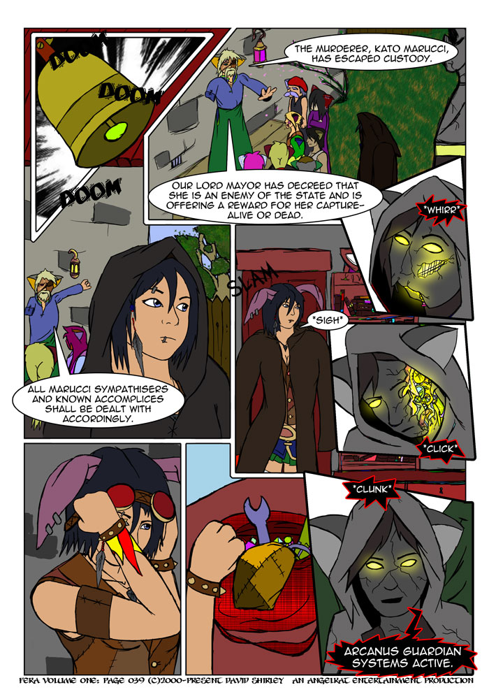 Fera: issue 01 page 37