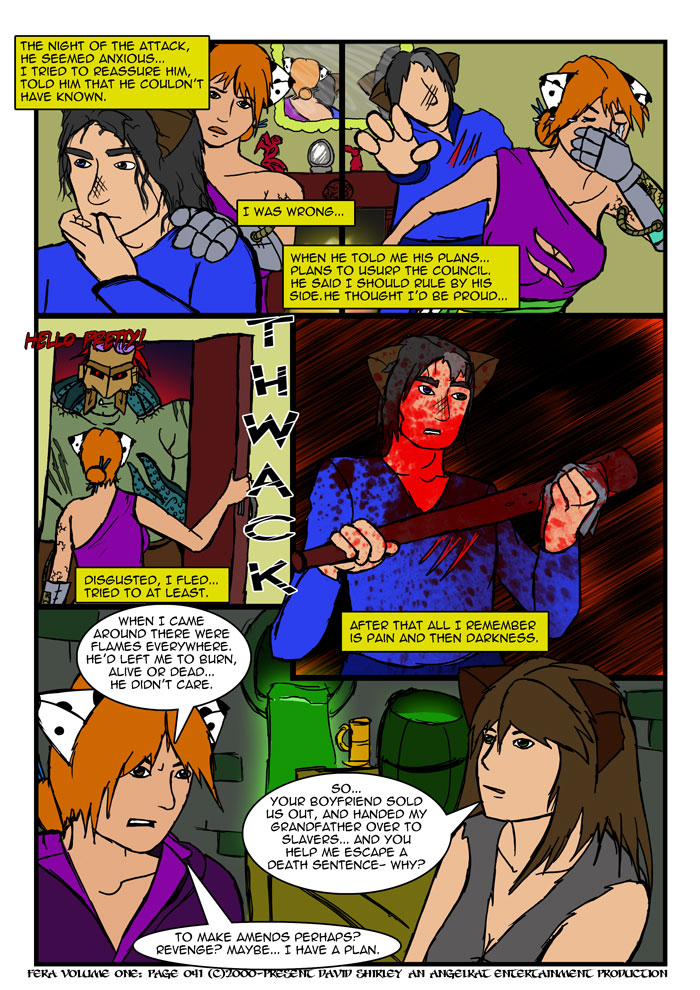 Fera: issue 01 page 39