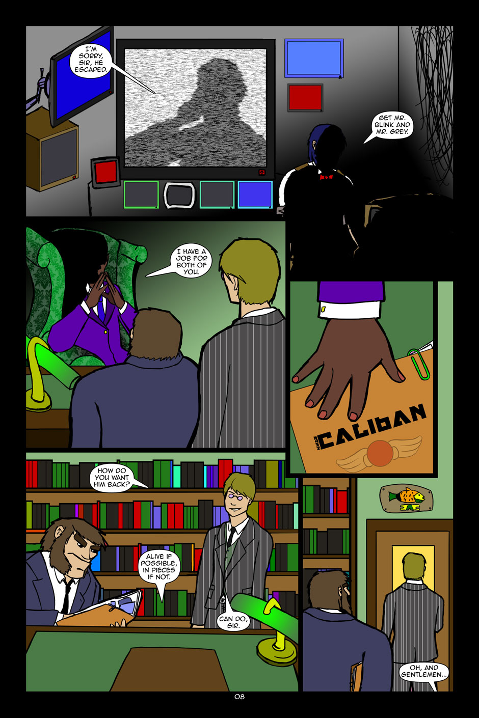 The Editors: issue 01 page 08