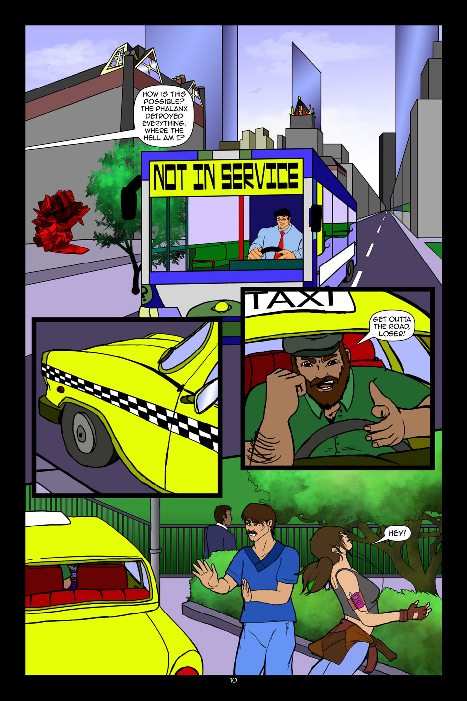 The Editors: issue 01 page 10