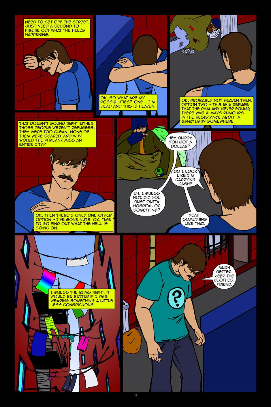 The Editors: issue 01 page 11