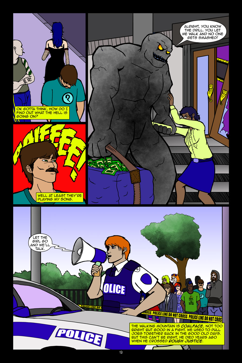 The Editors: issue 01 page 12