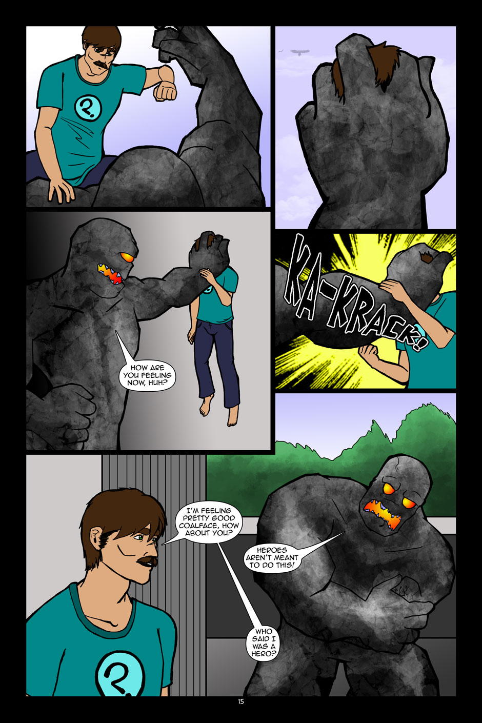The Editors: issue 01 page 15