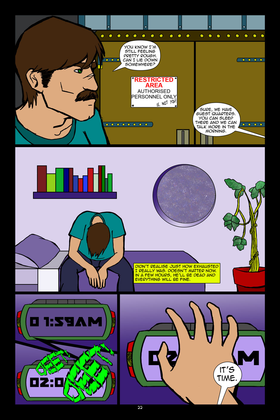 The Editors: issue 01 page 22