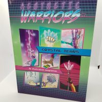 aesthetic warriors art book cover