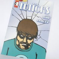 the editors issue 1 cover