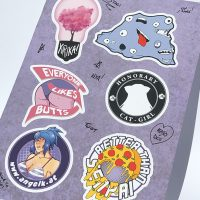 sticker sheet angelkat designs 1