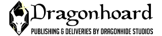 Dragonhoard - publishing and deliveries by Dragonhide Studios
