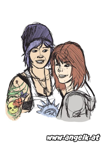 Fanart - Life is Strange (Pricefield)